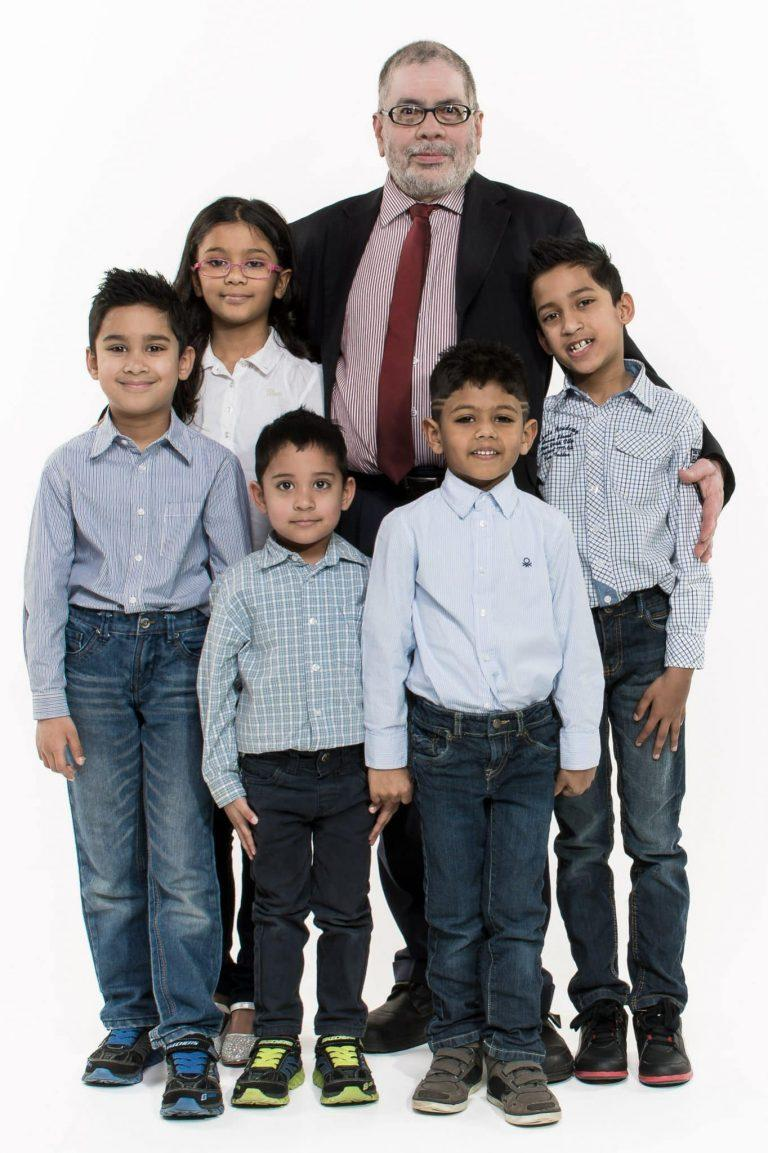 Portfolio Familie / Gezin