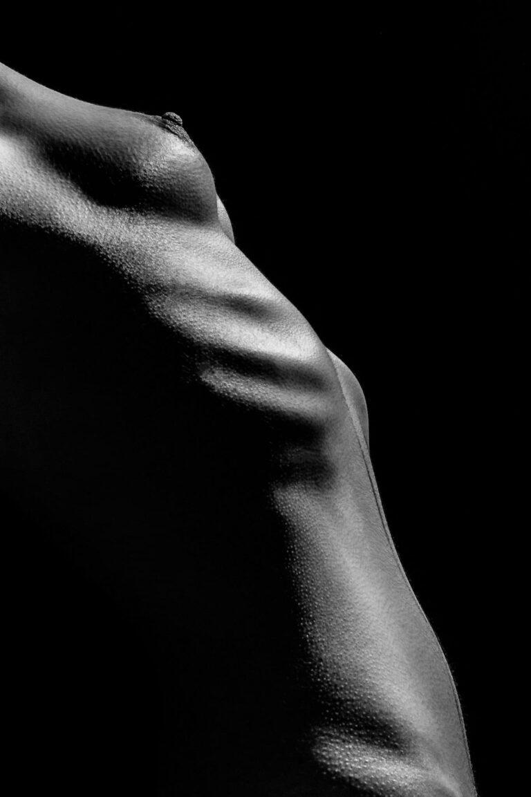 Portfolio Bodyscapes / Artistiek Naakt