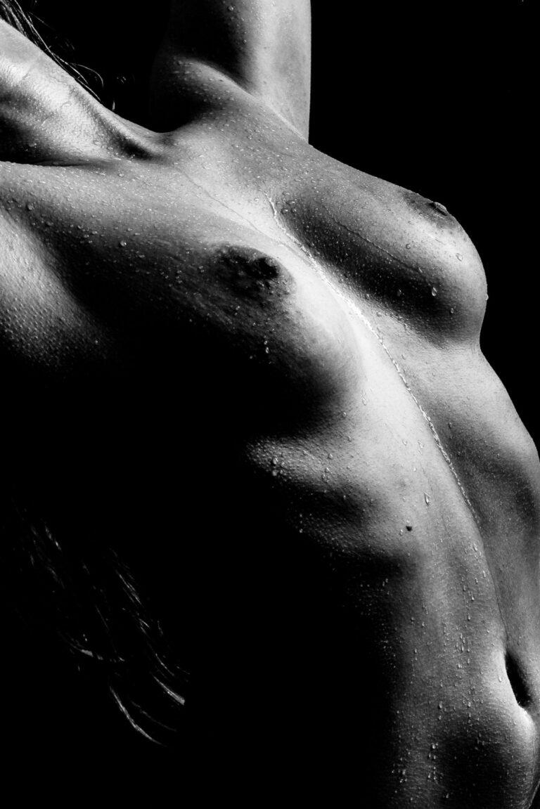 Bodyscapes Artistiek Naakt