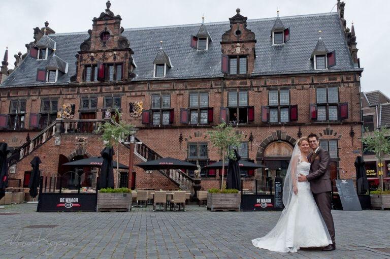 Bruiloft Huwelijk Trouwen